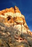 Bleu de l'Utah images libres de droits