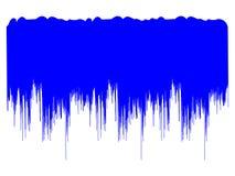 bleu de sang Photos libres de droits