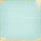Bleu de turquoise porté par fond grunge simple de regard texturisé illustration libre de droits