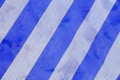 Bleu et blanc Photographie stock libre de droits