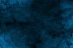 Bleu grunge abstrait de fond - vieille texture de papier Photographie stock libre de droits
