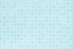 Bleu photo ou brique de haute résolution de mur de tuile la vraie sans couture Photographie stock libre de droits