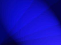 Bleu royal de conception de fond avec des rayons et des bords foncés Image libre de droits