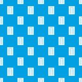 Bleu sans couture de modèle de déclaration d'indépendance Photos libres de droits