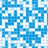 Bleu sans joint de fond de texture Images stock