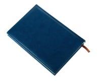 Bleubuch in der Reihe Lizenzfreies Stockfoto
