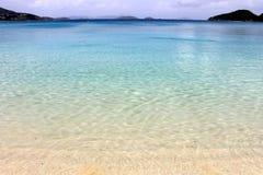 Bleus de plage Images libres de droits
