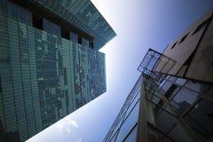 Bliźniacze Wieże Wiedeń 01 Fotografia Stock