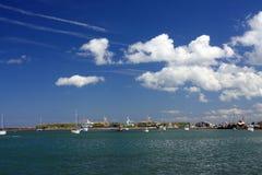 bliżej wybrzeże bangore Zdjęcie Royalty Free