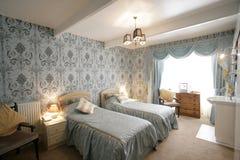 bliźniak sypialnia zdjęcie royalty free