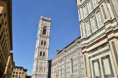 Blick der Kathedrale von Florenz-Toskana-Italien Lizenzfreies Stockbild