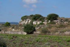 Blick des Apulian Stockfotografie