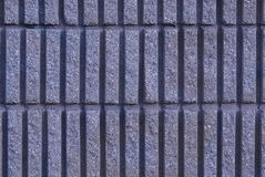 Blick des konkreten Gebäudes Lizenzfreies Stockbild