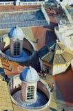Blick des Marktplatzes San Pietro Lizenzfreie Stockfotos