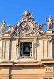 Blick des Marktplatzes San Pietro Stockbilder