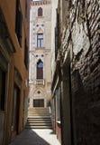 Blick von einem unbekannten Venedig Lizenzfreie Stockfotografie