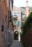 Blick von einem unbekannten Venedig Lizenzfreie Stockbilder