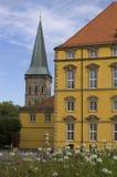 Blick von Osnabrück Lizenzfreies Stockfoto