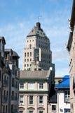 Blick von Quebec City Lizenzfreie Stockbilder