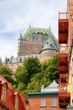 Blick von Quebec City Lizenzfreie Stockfotografie