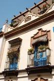 Blick von Sevilla Stockfoto