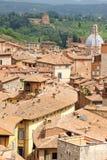 Blick von Siena Lizenzfreie Stockfotografie