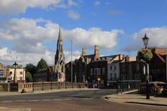 Blicken in Richtung des Clarkson-Denkmals und des Südrandes 2 Lizenzfreie Stockfotos