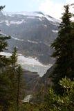 Blicken in Richtung Edith Cavell Mountains Lizenzfreie Stockfotografie