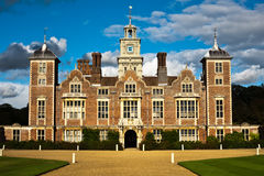 Blickling hall. Norfolk near norwich on a nice day Stock Photo