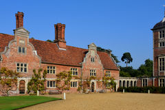 Blickling Hall, Aylsham, Norfolk Stockfotos