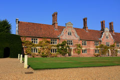 Blickling Hall, Aylsham, Norfolk Lizenzfreie Stockfotos