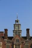 Blickling Hall - Clock Tower Royalty Free Stock Photo