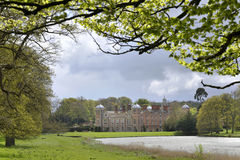 Blickling Hall Royalty Free Stock Photography