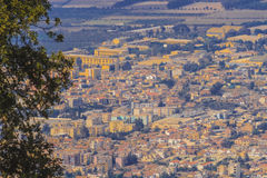 Blida city. An overview of Blida city in Algeria royalty free stock photography
