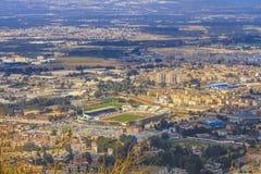 Blida stad Royaltyfri Bild
