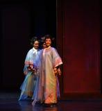 Blij in de paleis-moderne dramakeizerinnen in het Paleis Royalty-vrije Stock Foto's