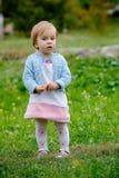 Blijvend babymeisje Royalty-vrije Stock Foto