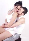 Blik van liefde royalty-vrije stock afbeeldingen