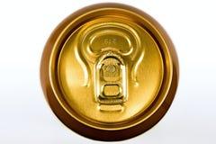 Blikken bier royalty-vrije stock fotografie