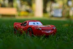 Bliksem McQueen Royalty-vrije Stock Afbeelding