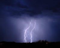 Bliksem - Tucson, AZ Royalty-vrije Stock Foto's