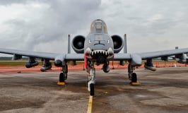 A-10 blikseminslag II/Warthog Stock Fotografie