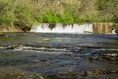 Blikslager Creek Dam - 3 stock afbeeldingen