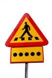Blimd-Personenkreuzung Lizenzfreie Stockbilder
