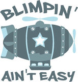 Blimpin Aint Easy Stock Images