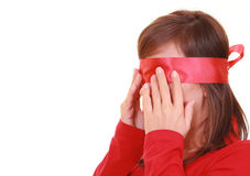 Blind Royalty Free Stock Photo