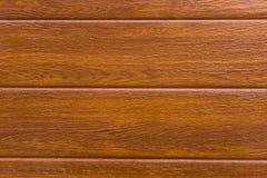 Blind bakgrundstextur för brunt trä arkivfoto