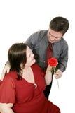 Blind-Date Lizenzfreies Stockfoto