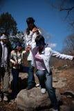 blind erfarenhet för aktivitet fotografering för bildbyråer