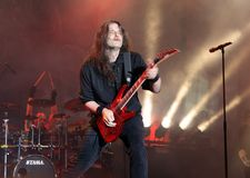 Blind Guardian on Masters of Rock Royalty Free Stock Images